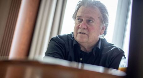 """Steve Bannon Says Trump Team Saw Roger Stone as """"Access Point"""" to Assange"""