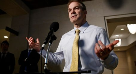 Jim Jordan Joins the Intelligence Committee as a New Lawsuit Says He Shrugged Off Sexual Misconduct Claim at Ohio State
