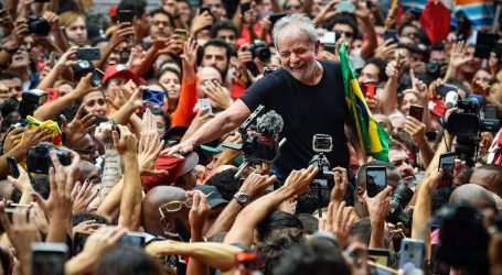The Standard-Bearer of the Latin American Left Is out of Prison and Ready to Fight