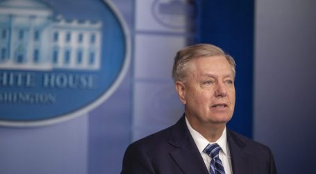 Why Did Lindsey Graham Join a Climate Group?