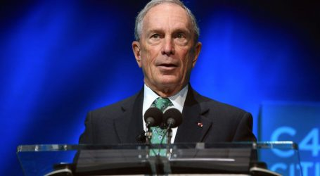 "Michael Bloomberg Apologizes for ""Stop and Frisk"" Just a Few Months After Defending It"