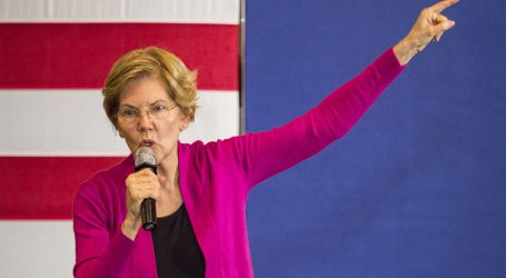 Elizabeth Warren Has a New Plan to Address White Nationalist Violence