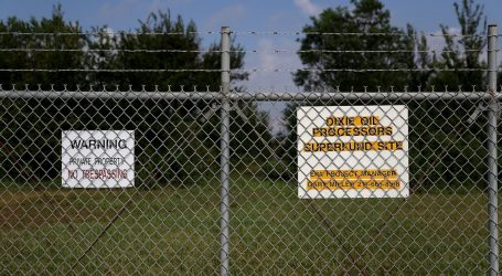 Most Superfund Sites Are Threatened by Climate Change. EPA Doesn't Plan to Do Anything About It.