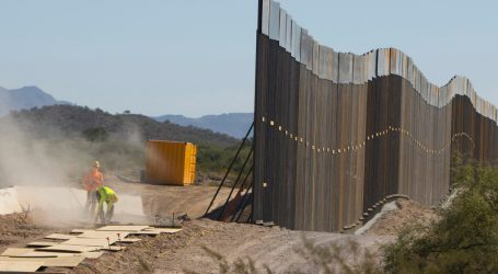 Republicans Want to Spend Big Bucks on Trump's Wall. Election Security Is Another Thing.