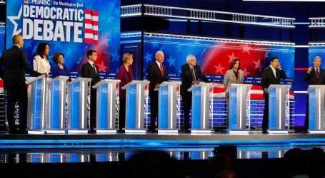 This Was the First Debate in Years That Anyone Asked About Housing