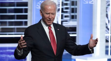 Joe Biden Claimed to Have the Support of the Only Black Woman Senator. He Forgot About the One on Stage.