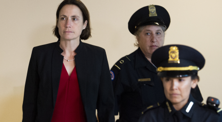 Fiona Hill Tears Down One of Trump's Favorite Ukraine Conspiracy Theories