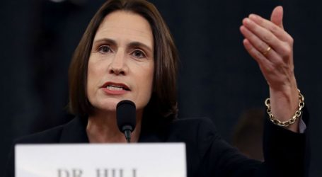Fiona Hill Took Over Thursday's Impeachment Hearing. That Was Bad for Trump.