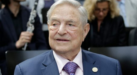 The George Soros Conspiracy Theory at the Heart of the Ukraine Scandal