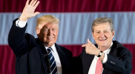 GOP Senator Says Trump's Deranged Crowdstrike Conspiracy Theory Might Be Correct