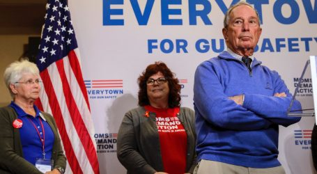 Bloomberg Is Starting His Campaign With A Big Asset—His Gun-Control Group's Email List