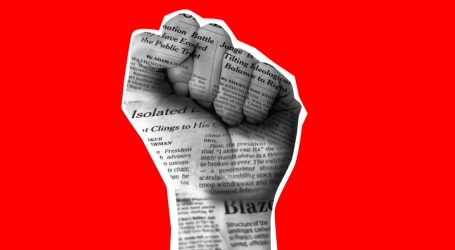 Should Journalists Be Part of the Resistance?