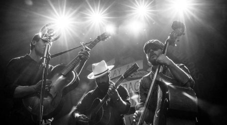On The Road with Drew Holcomb and the Neighbors