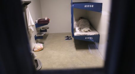 """A Judge Says Thousands of Detainees May Sue a Prison Company for Using Them as a """"Captive Labor Force"""""""