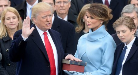 Who's Really Behind a $1 Million Donation to Trump's Inauguration?