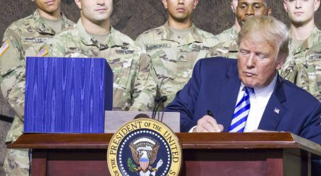 Our Defense Spending is Up Against a Wall—Trump's Border Wall, That Is