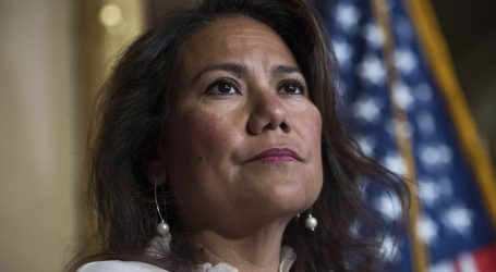 Watch Veronica Escobar Make the Case for Impeaching Trump