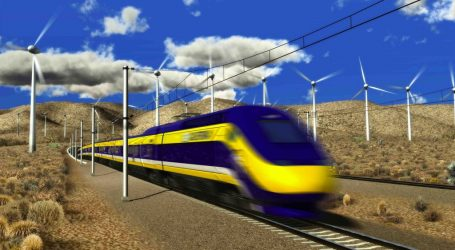 California Bullet Train Continues Its Hallucinatory Ways