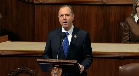 Adam Schiff Lays Out the Case for Impeachment in Under 15 Minutes