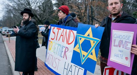 The Hanukkah Stabbing Suspect Is Being Charged With Hate Crimes