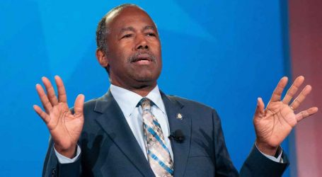 Ben Carson Shows He's Not Actually Interested in Making Cities Affordable