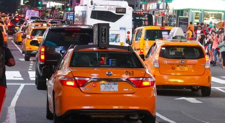 How Much Does a Cab Cost in New York City?