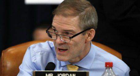 Jim Jordan Is Lying About Voting Rights