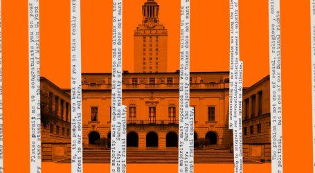 Memo by Secret Memo, the University of Texas Kept Segregation Alive into the 1960s