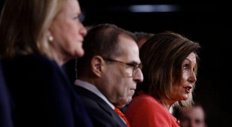 Pelosi Just Announced the Prosecutors for Trump's Impeachment Trial