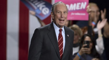 Bloomberg Intends to Release His Tax Returns, Upping the Pressure on Trump