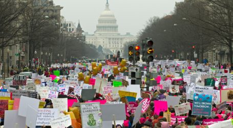 The Women's March Has Gotten Much Smaller. That's Partly by Design.