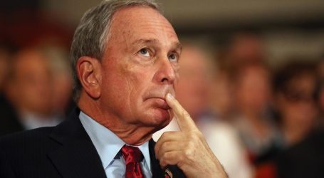 Bloomberg and Steyer Make Top 10 List of Biggest Super-PAC Donors Ever