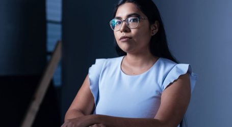 Jessica Cisneros Could Be the Next AOC. (But Don't Tell Her That.)