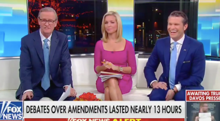 Fox News Really Doesn't Want You to Tune Into Trump's Impeachment Trial