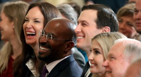 Van Jones Isn't Ready to Give Up on Finding Common Ground With Trump