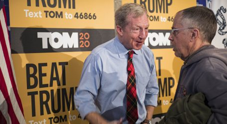 Tom Steyer Takes Credit for Impeachment