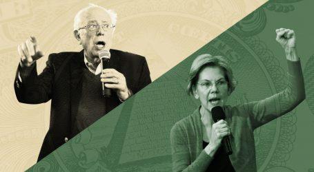 Warren vs. Sanders: Inside the Progressive Debate Over the Student Debt Crisis