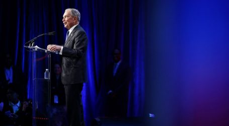 Bloomberg's Insane Spending Could Box His Rivals Out of Key Ad Markets