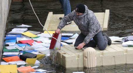 The Story of the Ukraine Scandal Begins With Documents Dumped in a River
