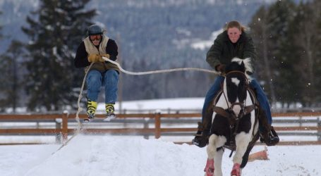 From Skijoring to Backyard Skating, Winter Fun Is Feeling the Heat of Climate Change