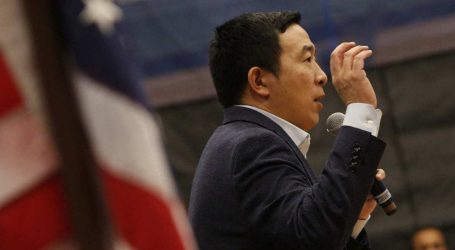 Andrew Yang Suspends His Campaign