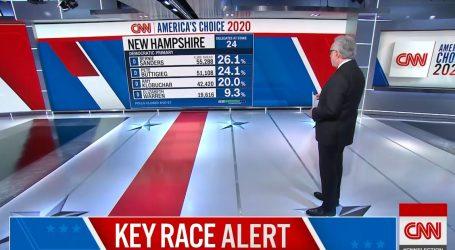 The Big Winner in New Hampshire Is . . . Amy Klobuchar?