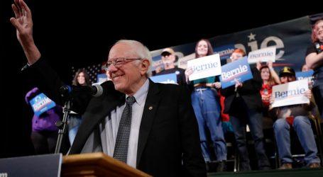 Bernie Sanders Wins the New Hampshire Primary
