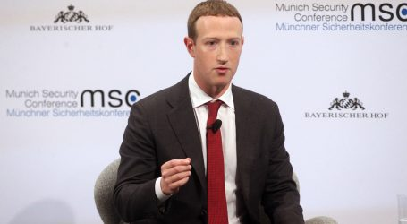 Zuckerberg Says Facebook Welcomes Regulation. The Question Is: How Much?