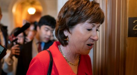 New Poll Shows Susan Collins Is Up For a Tough Reelection