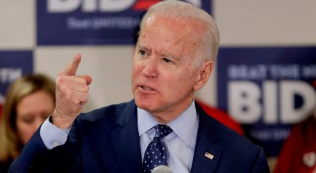 Biden Previews The Road Ahead, Blasts Bernie Again Over Gun Vote
