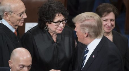 Sonia Sotomayor Calls Out the Supreme Court Majority for Its Trump Bias
