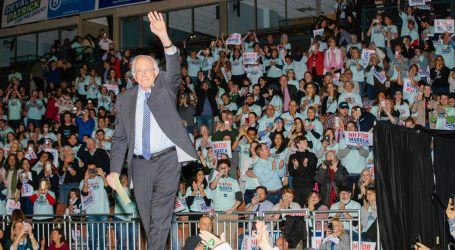 Bernie Just Won Nevada and People Are Losing Their Minds