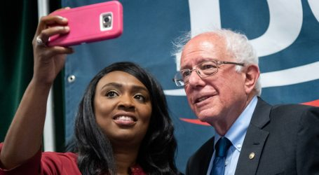 The Sanders Campaign Makes Its Case to South Carolina's Black Voters