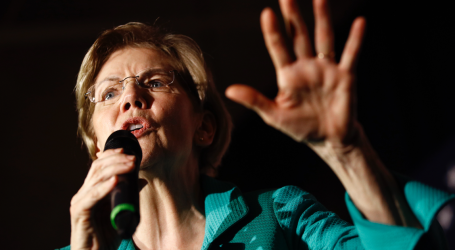 """Warren Nailed Bloomberg for Allegedly Telling a Pregnant Employee to """"Kill It"""""""